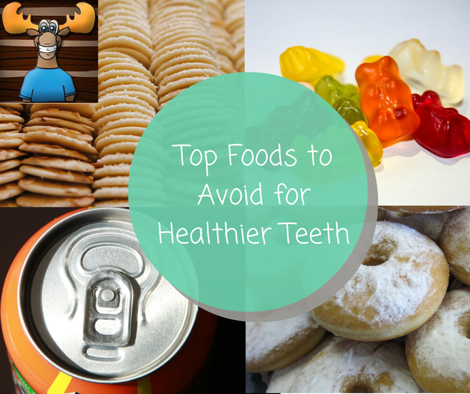 Top Foods to Avoid for Healthier Teeth